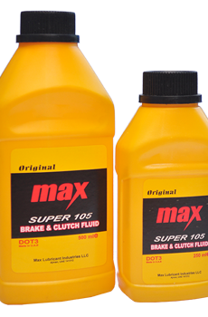 Max Brake & Clutch Fluid