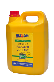 Max Engine Radiator Coolant
