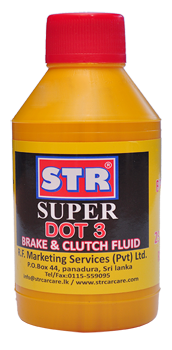 STR Brake & Clutch Fluid