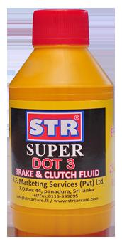 STR Brake & Clutch Fluid
