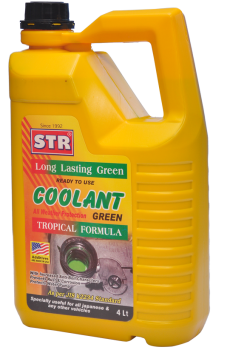 STR Coolant Green
