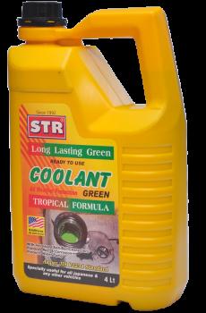 STR Coolant Green