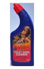 King Lime fresh toilet Bowl Cleaner (Lime & Floral Frangrance) – 625ml, 4L