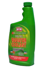 Radiator Coolant (Green) – 500ml