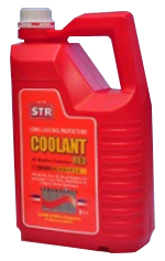 Radiator Coolant – Red – 4L