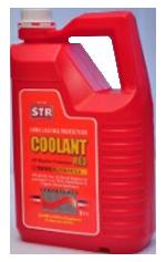 Radiator Coolant – Red – 4L