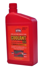 Radiatror Coolant (Red) – 1L
