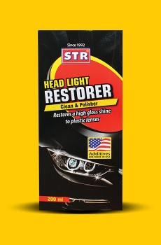 Head Light Restorer