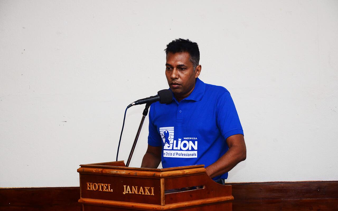 """LION"" Brand Promotion – Hotel Janaki – 12"