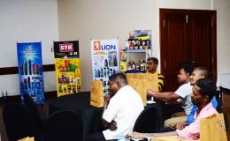 """LION"" Brand Promotion – Hotel Janaki – 18"