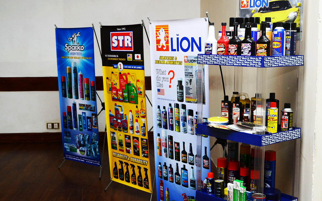 """LION"" Brand Promotion – Hotel Janaki – 6"